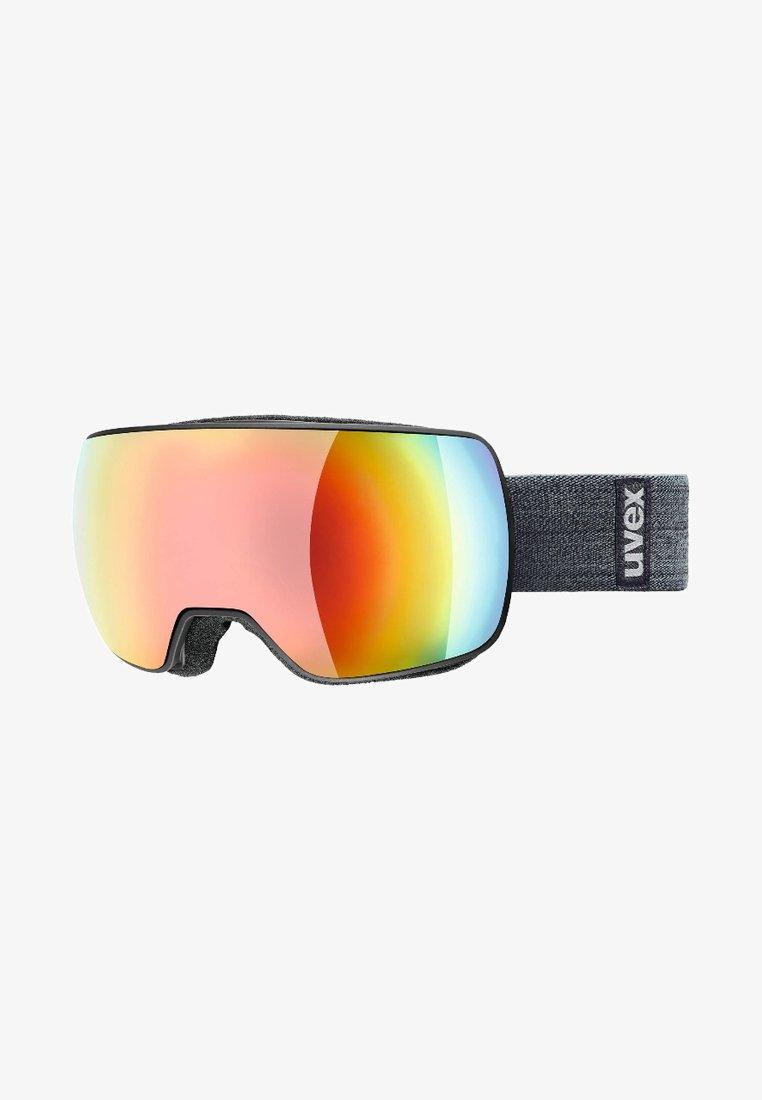 Uvex - COMPACT - Ski goggles - black