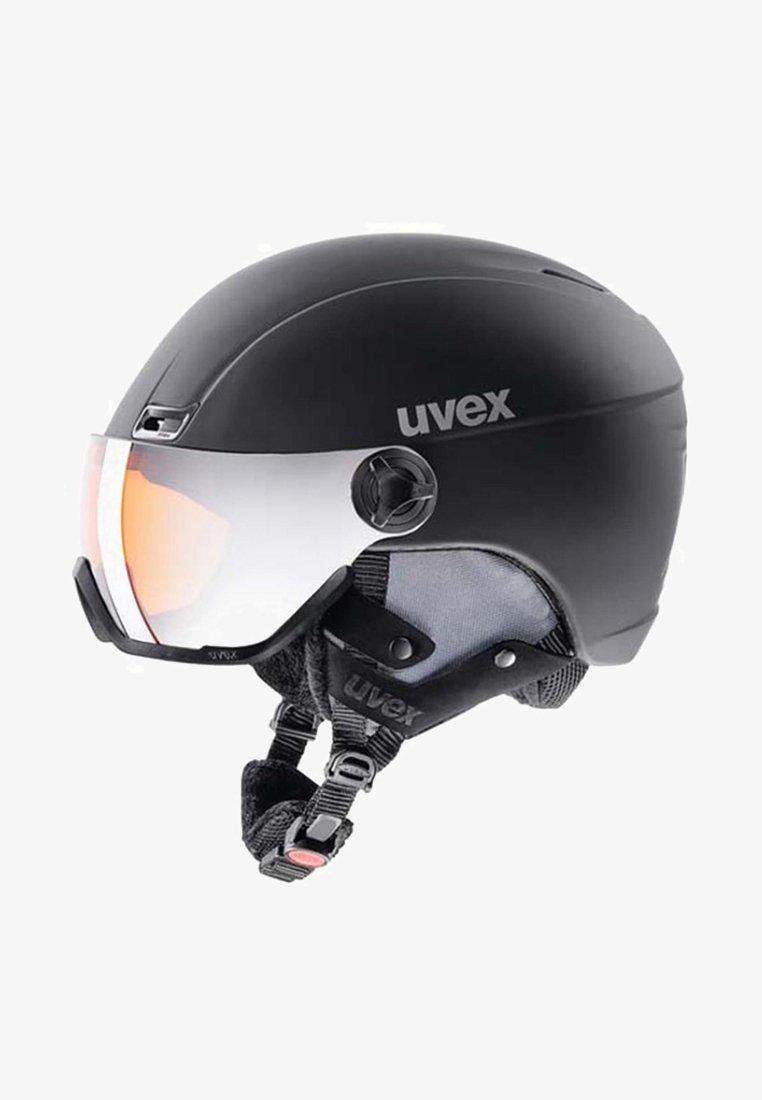 Uvex - VISOR STYLE SNOWBOARD - Casque - black