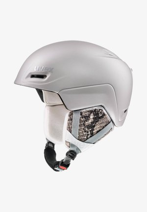 SNOWBOARDHELM - Helmet - wollweiss (101)