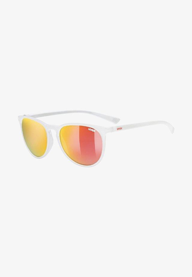 Sports glasses - white