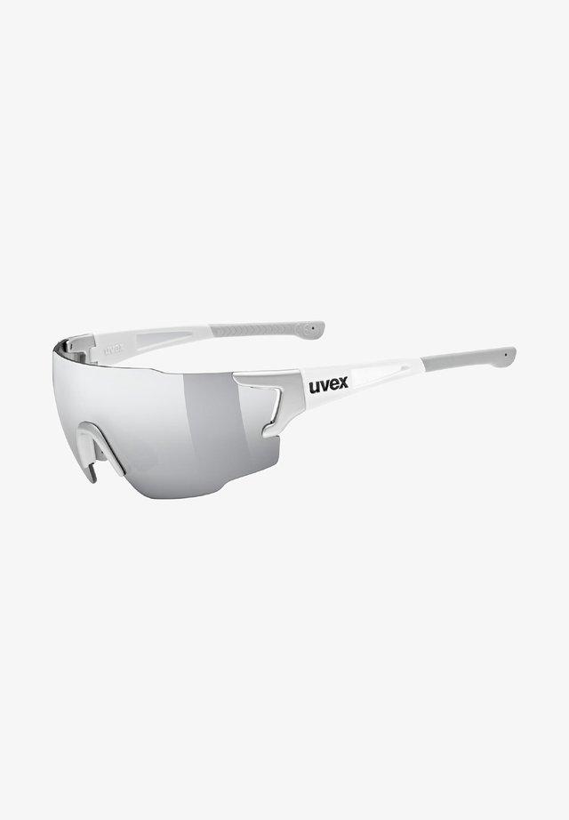 MANDANT - Sports glasses - silver/white