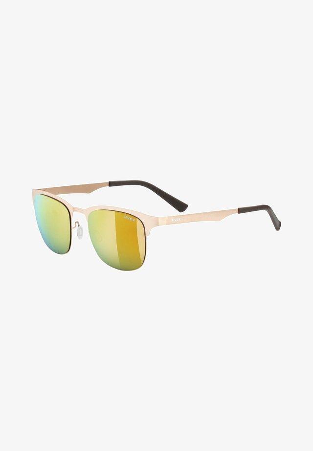 MANDANT - Sports glasses - gold