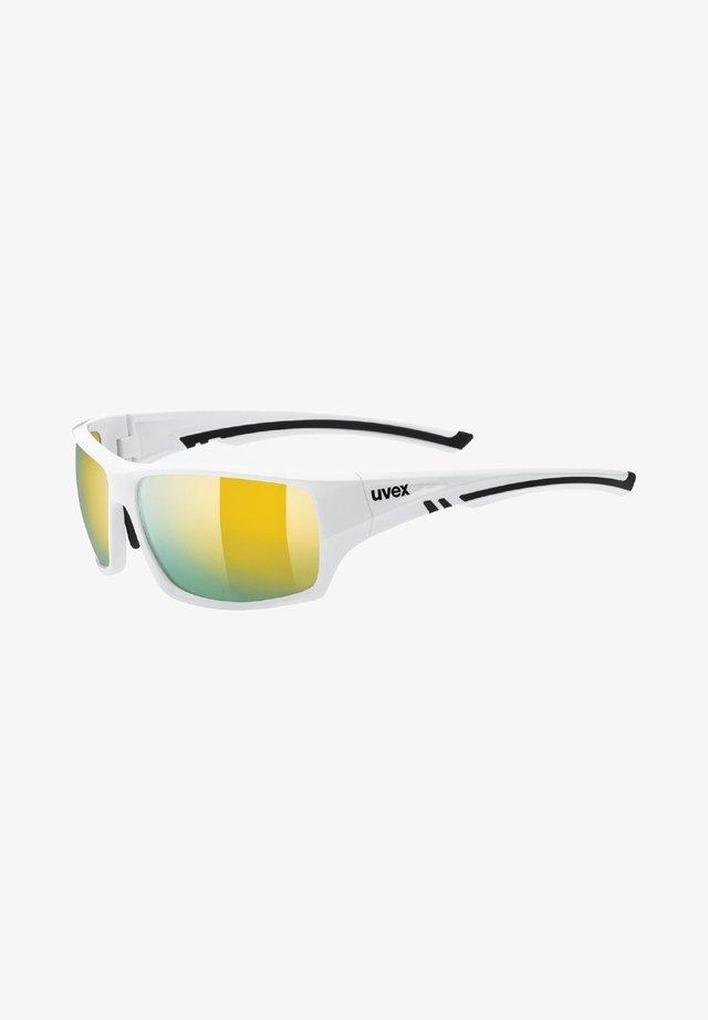 pola - Sports glasses - white