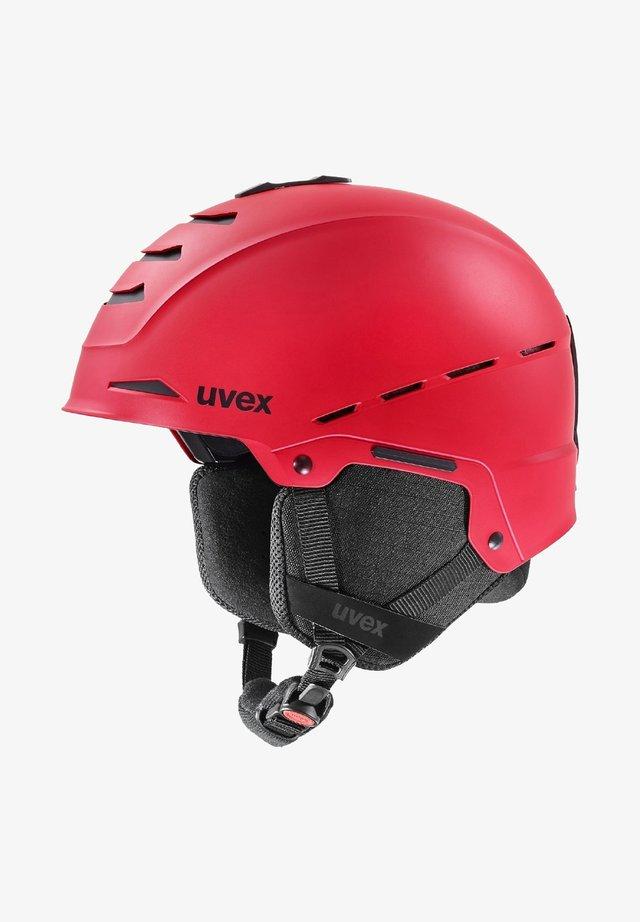 UVEX LEGEND - Helmet - red mat (s56624640)