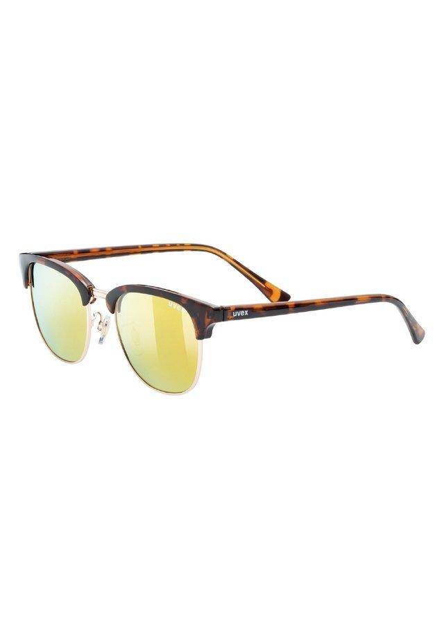 POLA - Sunglasses - havanna gold (s53201066)