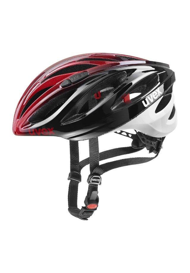 BOSS RACE - Helmet - black red (s41022918)