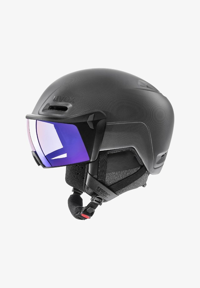 Helmet - black mat