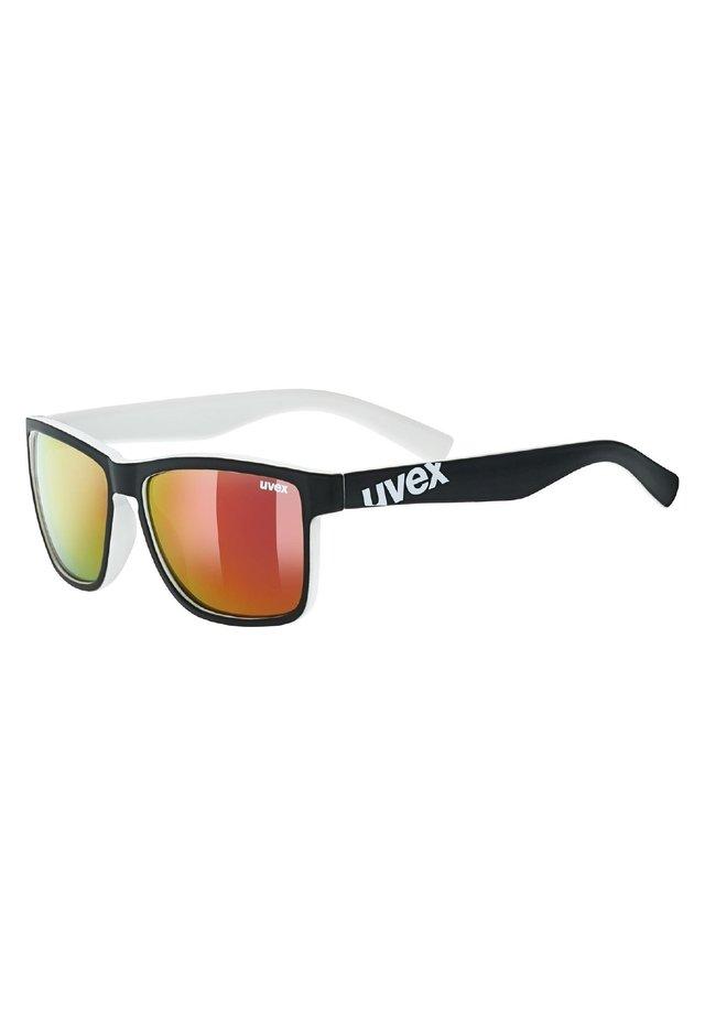 Sunglasses - black mat white