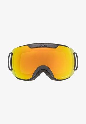 DOWNHILL  - Ski goggles - black mat (s55011726)