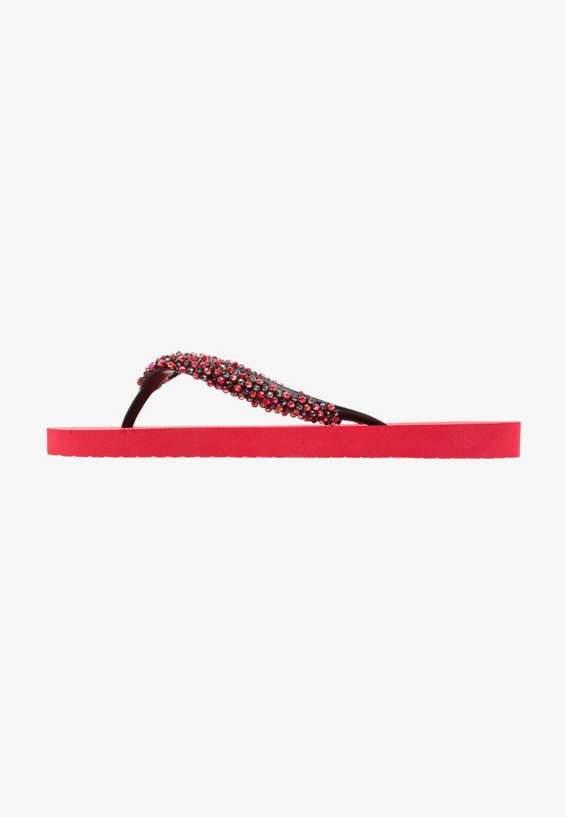 Uzurii - PRECIOUS CLASSIC - Tongs - red