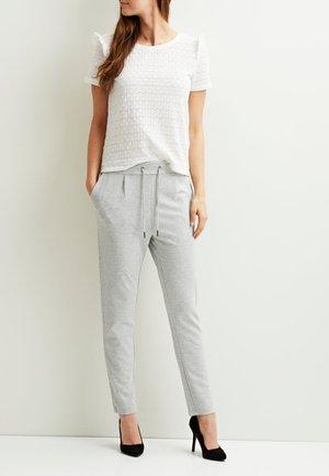 VICLASS - Pantaloni sportivi - light grey