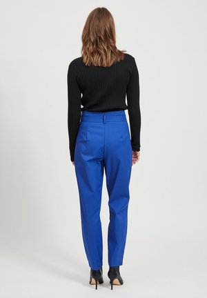 VISOFINA PANT - Pantalon classique - mazarine blue