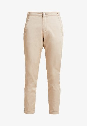 VICHINO RWRE 7/8 NEW PANT-NOOS - Chinosy - soft camel