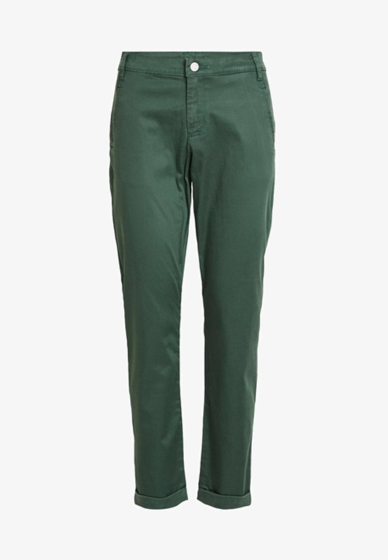Vila - VICHINO  - Pantalones chinos - green