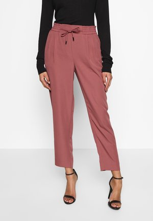 VIIRIS RWRE 7/8 PANT - Pantalon classique - dusty cedar