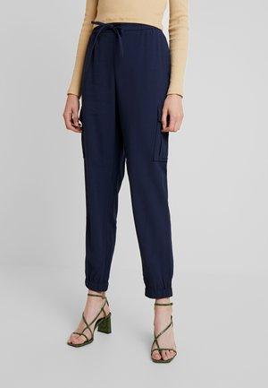 Kalhoty - navy blazer