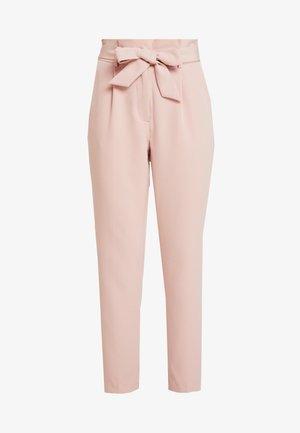Pantalon classique - rose smoke