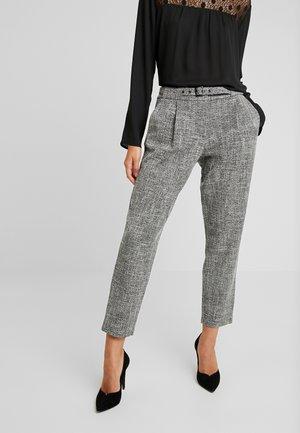 Pantaloni - medium grey melange