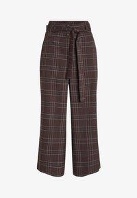 Vila - Pantalon classique - dark brown - 5