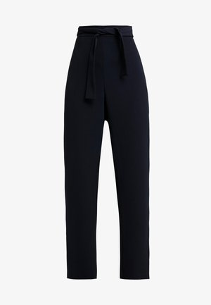 VIFABLE PANTS - Stoffhose - navy