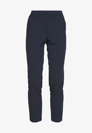 VITERRI PANT - Spodnie materiałowe - navy blazer