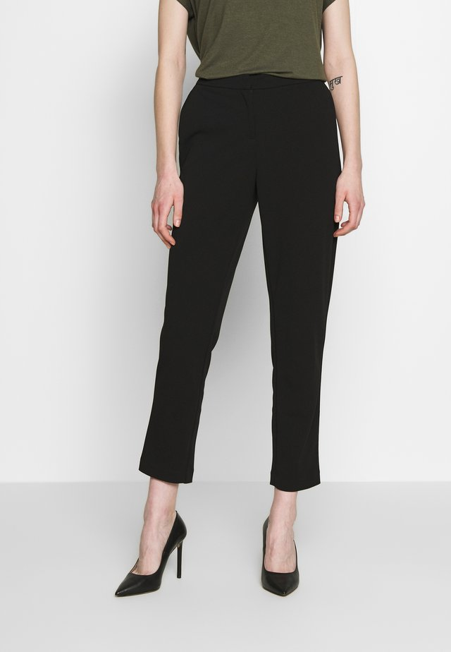 VITERRI PANT - Trousers - black