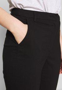 Vila - VIMARIKKA PANTS - Trousers - black - 4