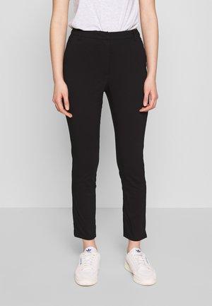 VIMARIKKA PANTS - Pantaloni - black