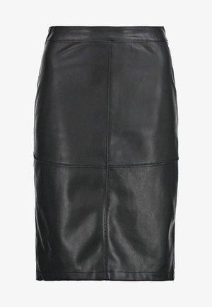 VIPEN NEW SKIRT - Pencil skirt - black