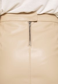 Vila - VIPEN NEW SKIRT - Pencil skirt - beige - 4
