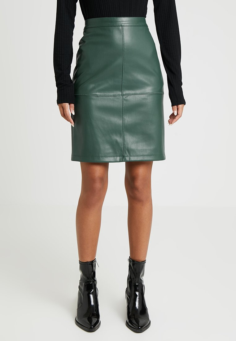 Vila - VIPEN NEW SKIRT - Pencil skirt - garden topiary