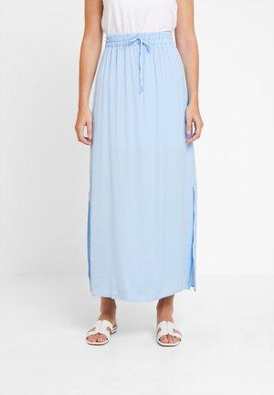 Falda larga - powder blue