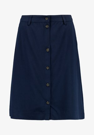 Minirok - navy blazer