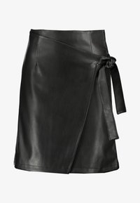 Vila - Pencil skirt - black - 3