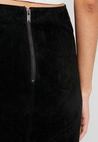 Vila - Mini skirt - black - 4