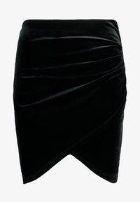 Vila - Mini skirt - black - 3