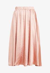Vila - VITIANA SKIRT - A-line skirt - rose tan - 3