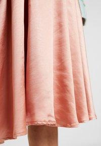 Vila - VITIANA SKIRT - A-line skirt - rose tan - 4