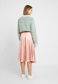 Vila - VITIANA SKIRT - A-line skirt - rose tan - 2