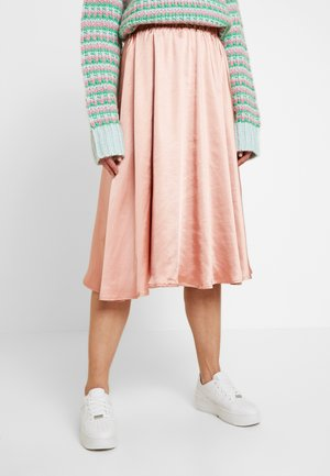 VITIANA SKIRT - A-line skjørt - rose tan