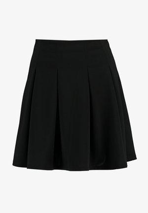 VIAVERIAL SKIRT - A-lijn rok - black