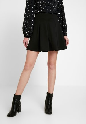 VIAVERIAL SKIRT - A-linjekjol - black