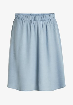 VIPRIMERA  - A-line skirt - ashley blue