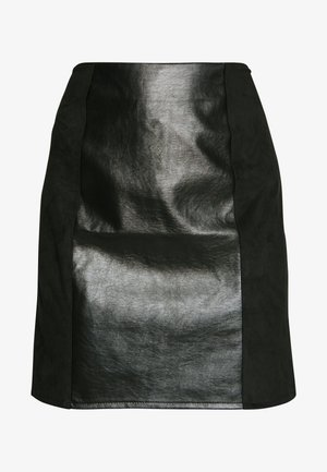 VIALFIE SHORT SKIRT - Minigonna - black