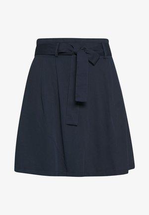 VIVERO SHORT SKIRT - A-line skirt - navy