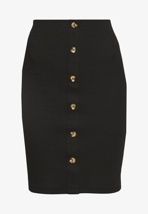 VICONIA PENCIL SKIRT - Falda de tubo - black