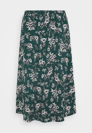 VILITIN BUTTON SKIRT - A-line skirt - ponderosa pine