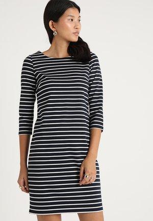 VITINNY - Denní šaty - dark blue/off-white
