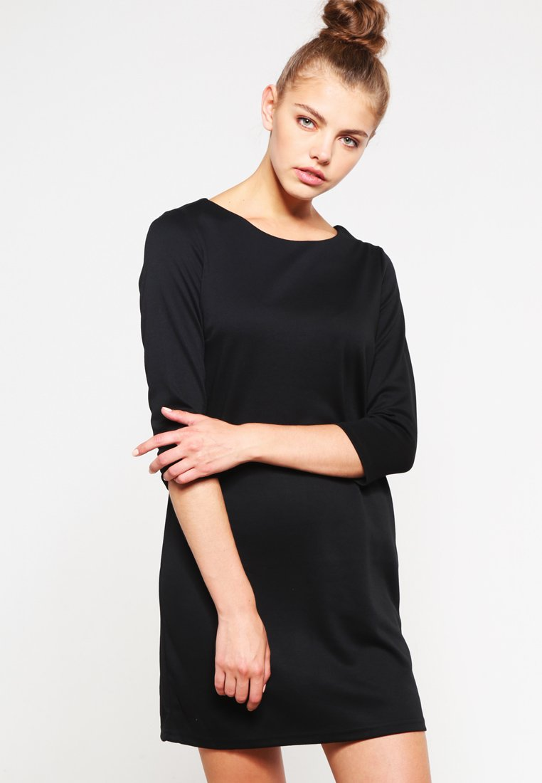 Vila - VITINNY - Denní šaty - black