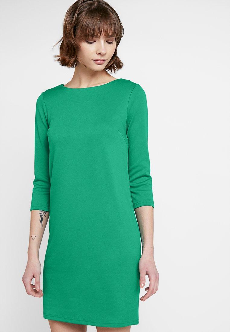 Vila - VITINNY NEW DRESS - Jerseykleid - pepper green